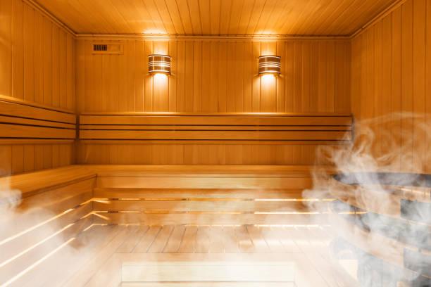 chaleur chauffage poêle sauna