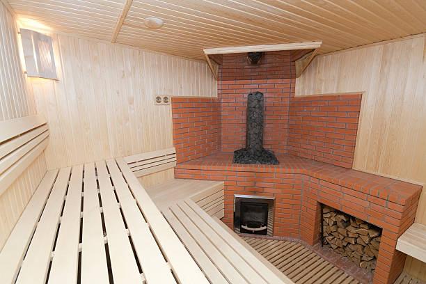 chauffage bois sauna poele