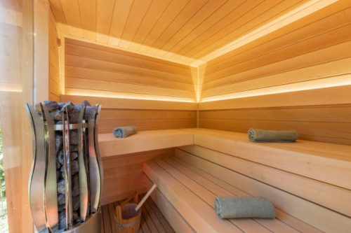 chauffage sauna