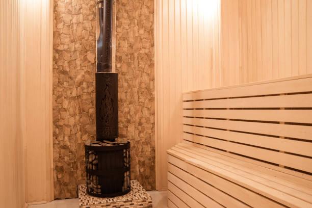 chauffe sauna