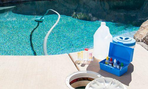 dosage cuivre piscine