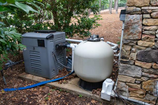 filtre pompe bassin
