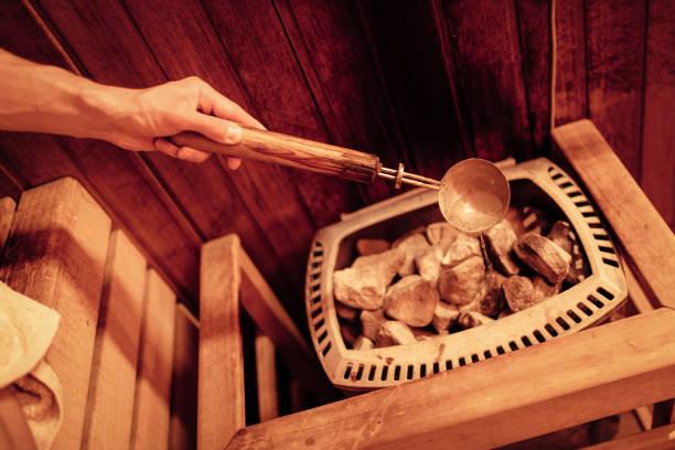 poele électrique sauna