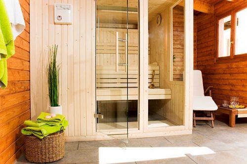 prix cabine sauna maison