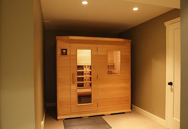 sauna maison