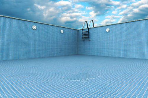 vidanger une piscine